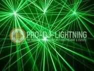 Showlaser - 6w RGB Laser - Bühnenlicht - Laseranlage - mieten - Wismar