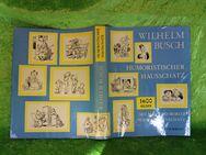 Buch - Wilhelm Busch - Humoristischer Hausschatz mit Max und Moritz [1959] - Zeuthen