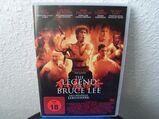The Legend of Bruce Lee Uncut Edition DVD NEU Deutsch + Wendecover