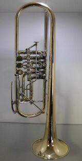 Meister J. Scherzer Profiklasse Konzerttrompete, Ref. 8228-L, Neuware