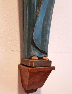 Moderne Madonna mit Jesus Kind heilige Maria Mutter Gottes Christen - Nürnberg