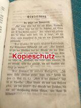 """Antiquität Gebetbuch """"Die Pilgerfahrt zum Himmelreich"""""""