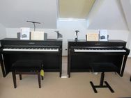 Yamaha Clavinova Digitalpiano CLP-735 B,WH + CLP-745 WH abholbar - Nideggen