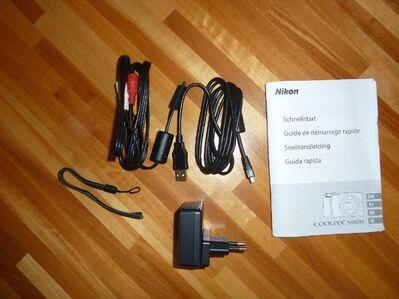Netzteil / Ladegerät + Zubehör für Nikon 15 € + Versand - Schwabach