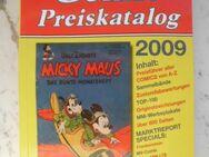 Allgemeiner Deutscher Comic Preiskatalog 2009 2006 2003 2002 1990 Peter Skodzik / Norbert Hethke 5 Kataloge zus. 12,- - Flensburg