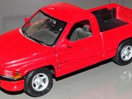 Modellauto Dodge Ram Pick Up 1995  Marca Maisto Escala 1:24 - Spraitbach