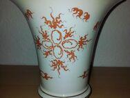 vase mit roten drachen - Chemnitz
