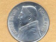 1000 Lire Vatikan Papst Paulus I.,1978,Lot 849 - Reinheim