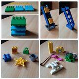 Lego Duplo Einzelteile Ersatzteile Föderband, Leiter, Topf