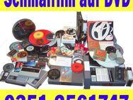 Schmalfilm auf DVD - Dresden