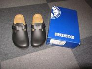 Birkenstock Boston BS Black Größe 46 - Recklinghausen