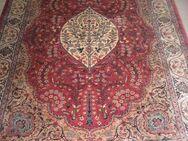 Indischer Kaschmir, Orient-Teppich, Handgeknüpft, Flor aus Peiner Wolle, sehr guter Zustand - Sehnde