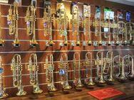 B & S 3143 / 2 - Challenger II Trompete, Mod. 3143/2SS, versilbert, NEUWARE - Hagenburg