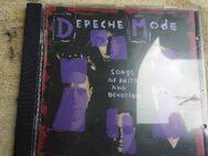 DEPECHE MODE SONGS OF FAITH AND DEVOTIONALIEN CD - Berlin Lichtenberg