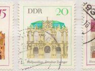 DDR-Briefmarken Gebäude der DDR (1)  [383] - Hamburg