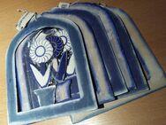 """6 x Fensterbild Laserbild Deko Holzbild Aufhänger 14x16cm """" NEU """" - Verden (Aller) Zentrum"""