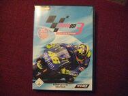 MotoGP 3 Ultimate Racing Technology, tolles PC-Spiel für Liebhaber von Rennspielen von THQ, OVP, inkl. Bedienungsanleitung, Versand gegen Aufpreis möglich, 4 € - Unterleinleiter