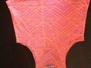 luftiges Tank Top pink/orange gemustert - Dortmund Aplerbeck