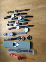 14 Armbanduhren