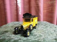 Matchbox Morris Light Van / Matchbox YYM37791 / Modell Oldtimer - Zeuthen