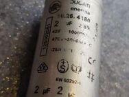 Kondensator für AEG Lavatherm 55840 Nr. 125002081 - Leverkusen