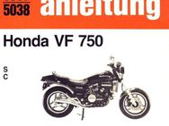 Reparaturanleitung Honda VF 750 ab 1982 - Bochum