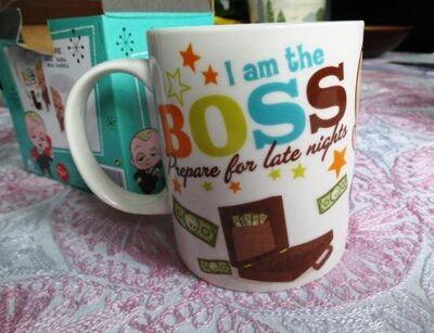 Dream Works The Boss Baby Mug Tasse Becher Kaffee NEU OVP - Celle