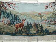 Wandtepich gewebt - farbig - 1.40mx0.60m - Frankfurt (Main)