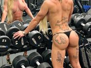 Lina-Fitness - Private Turnerin sucht Hochsprungstab ;-) - München