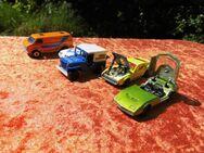 5 Autos SUPERFAST MATCHBOX Lesney England / 5 Stück / Spielzeug, Sammler - Zeuthen