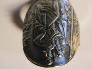 Alte Petrus mit Kind Metall Klemme, Fahrrad, Gehstock oder, oder - Büdelsdorf
