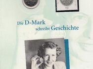 Numisbrief 1 DM Kursmünze RAR - Sonderedition 1992 - Alzey