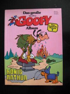 Das große Goofy Album - Band 7 - König Arthur - Niddatal Zentrum
