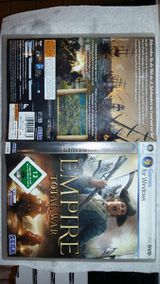 Empire Total War PC SEGA ISBN 5060138440036 VERKAUFSWARE