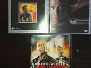 DVD 3x Stirb Langsam (Bruce Willis)