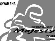 Bedienungsanleitung für Yamaha Majesty YP 250 - Bochum Goldhamme