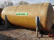 P55 Polyestertank 15.000 L GFK-Tank Juno Tank oberirdisch Wassertank Regenauffangtank Zisterne Futtermitteltank Rapsoeltank Molketank Lagerbehälter - Nordhorn