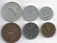 Münzen Italien 1940 bis 1978 - Bremen