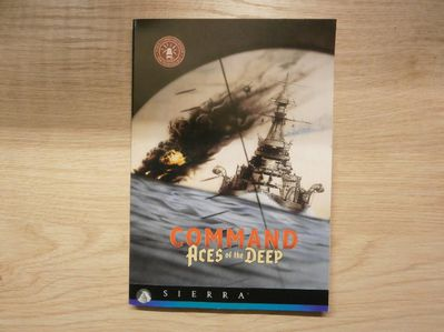 Command - Aces of the Deep  PC - Offenbach (Main) Bieber