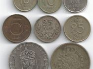 Münzen Schweden 1929 bis 2000 - Bremen