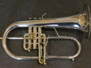 Neuw. Stomvi Mahler Titan Brass Band Romailler - Flügelhorn. Mod. 5944 mit Koffer