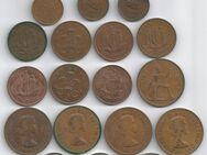 Münzen Großbritannien 1943 bis 2006 - Bremen