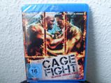 Cage Fight - Blutige Vergeltung Blu-ray NEU Uncut Action Wendecover