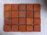glatte Bodenziegel Bodenplatten Bodenfliesen Weinkeller Antikziegel Backsteine Terracotta Ziegelboden Backstein alte Mauersteine geschnitten Landhaus shabby chic - Salzatal