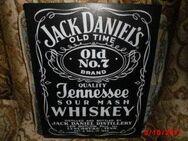 Jack Daniels Blechschild Whiskey 2000 Made in USA - Bottrop