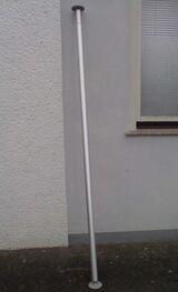 IKEA-Stolmen-Teleskopstange silber, i. gt. Zustand