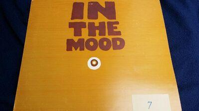 Schallplatte in the mood Glenn Miller - Berlin Lichtenberg
