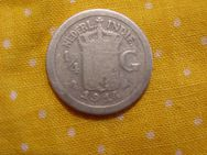 ¼ Gulden Niederlande-Wilhelmina-East Indies 1914,Lot 323 - Reinheim
