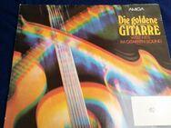 Schallplatte Die goldene Gitarre Weltgeschichte in Gitarren Sounds