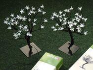 Zwei hübsche LED-Blütenbäumchen - Offenbach (Main)